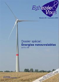 Eghezée & Vous - Septembre 2009 - Les énergies renouvelables