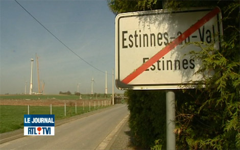 Estinnes: les oliennes crent des nuisances sonores.