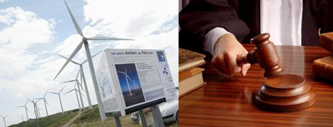 Parc éolien industriel: la Justice donne raison aux riverains