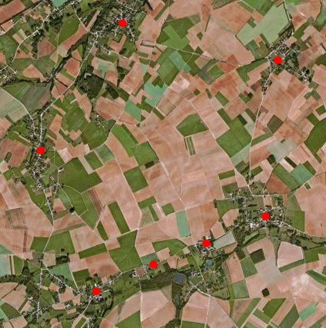 Les 7 villages de la Plaine de Boneffe