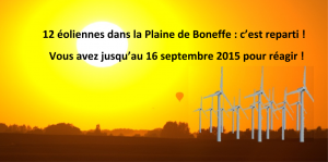 Réunion d'information - Projet éolien ENECO sur la plaine de Boneffe